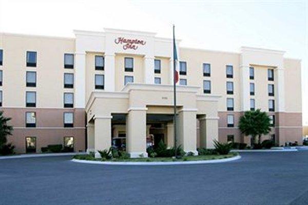 Hampton Inn Ciudad Juarez - фото 23