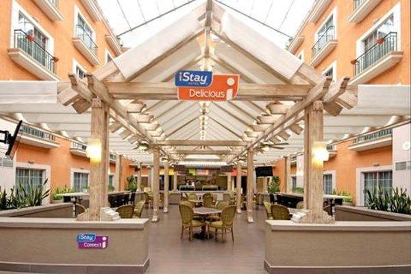 iStay Hotel Ciudad Juarez - фото 15