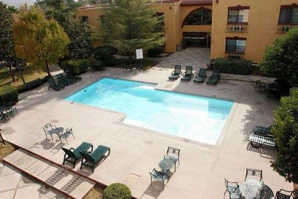 iStay Hotel Ciudad Juarez - фото 21