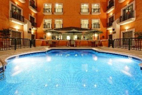 iStay Hotel Ciudad Juarez - фото 22