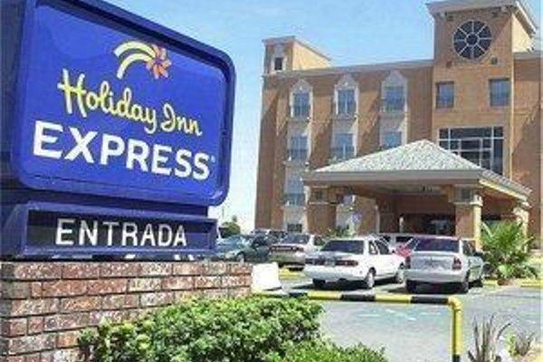 iStay Hotel Ciudad Juarez - фото 23