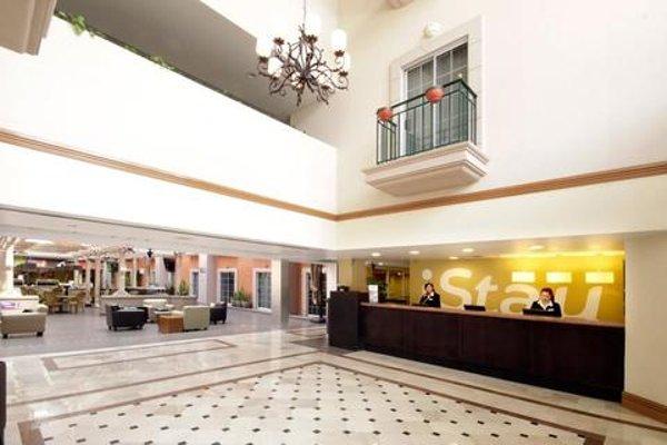 iStay Hotel Ciudad Juarez - фото 7