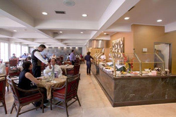 Hotel Plaza Juarez - фото 10