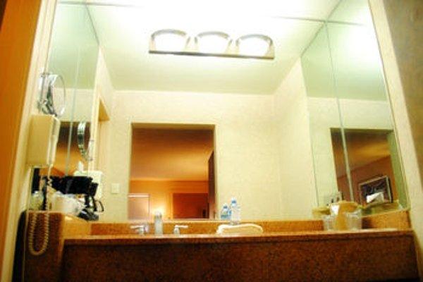 Hotel Plaza Juarez - фото 11