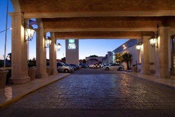Hotel Plaza Juarez - фото 16