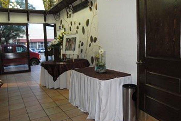 Hotel Plaza Juarez - фото 17