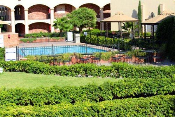 Hotel Plaza Juarez - фото 18