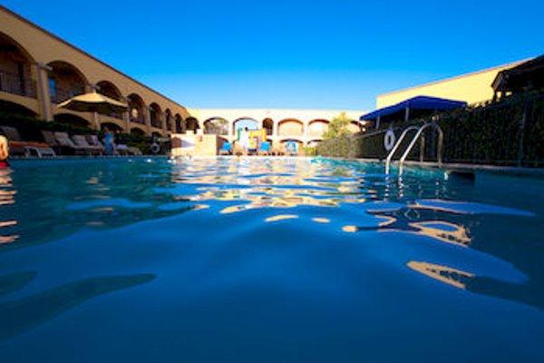 Hotel Plaza Juarez - фото 19
