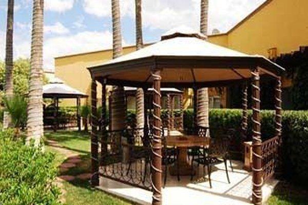 Hotel Plaza Juarez - фото 21