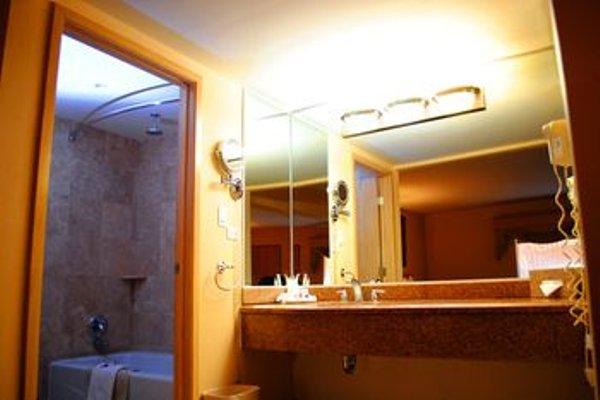 Hotel Plaza Juarez - фото 8