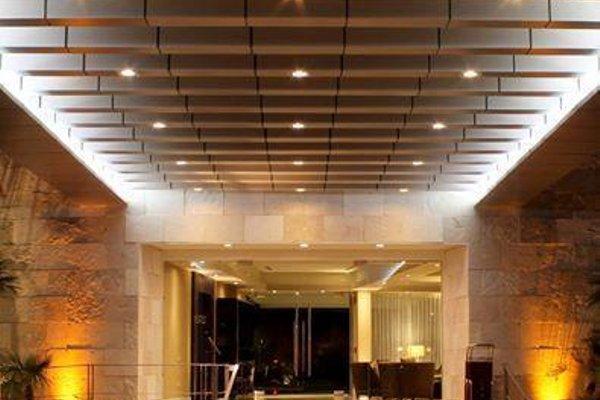 Hotel Lucerna Mexicali - фото 11