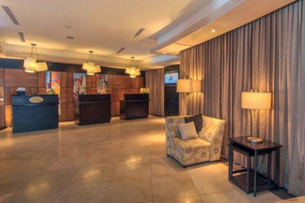 Hotel Lucerna Mexicali - фото 12