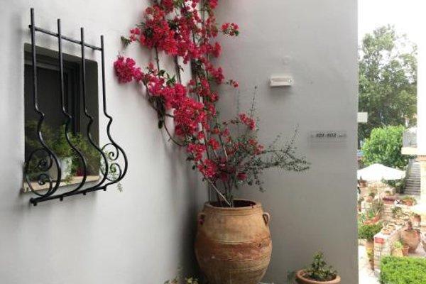 Philoxenia Apartments - фото 16
