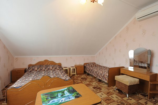 Отель Удача - фото 7