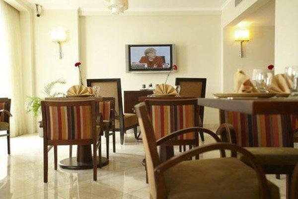 Hotel Real InterContinental San Pedro Sula - фото 11