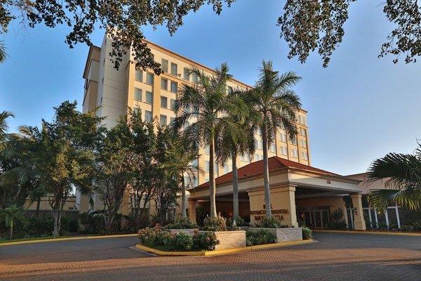 Hotel Real InterContinental San Pedro Sula - фото 23
