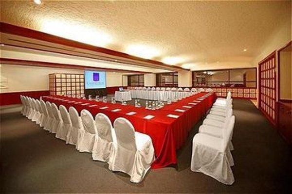 Marriott Tuxtla Gutierrez Hotel - фото 16