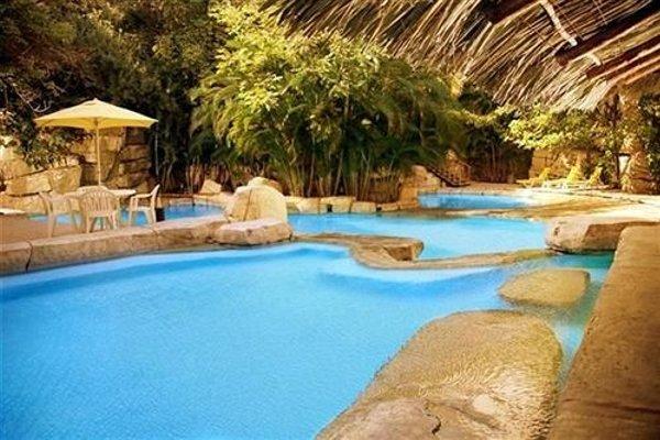 Marriott Tuxtla Gutierrez Hotel - фото 20