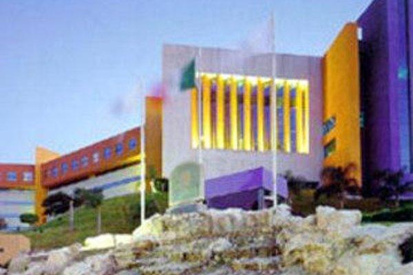 Marriott Tuxtla Gutierrez Hotel - фото 23