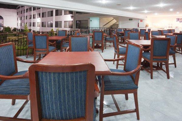 Holiday Inn Express Toluca - фото 14