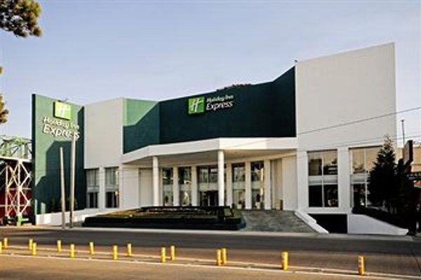 Holiday Inn Express Toluca - фото 22