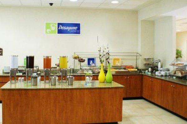 Holiday Inn Express & Suites Toluca Zona Aeropuerto - фото 12