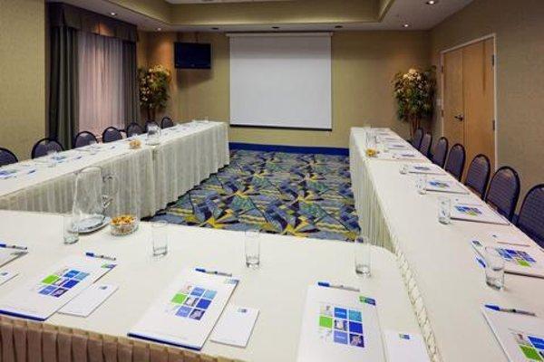 Holiday Inn Express & Suites Toluca Zona Aeropuerto - фото 14