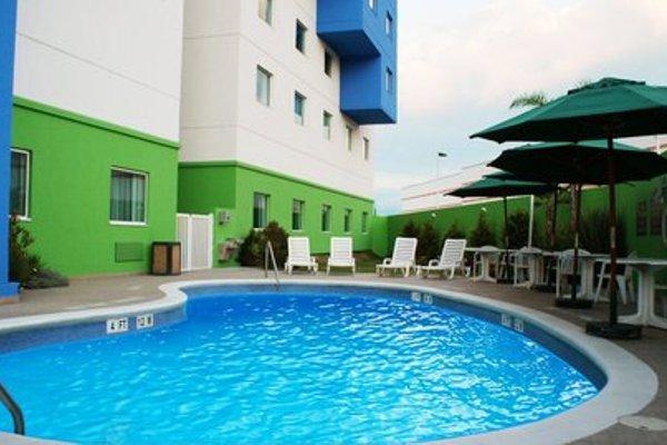 Holiday Inn Express & Suites Toluca Zona Aeropuerto - фото 20