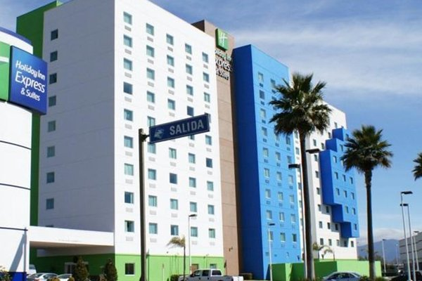 Holiday Inn Express & Suites Toluca Zona Aeropuerto - фото 22