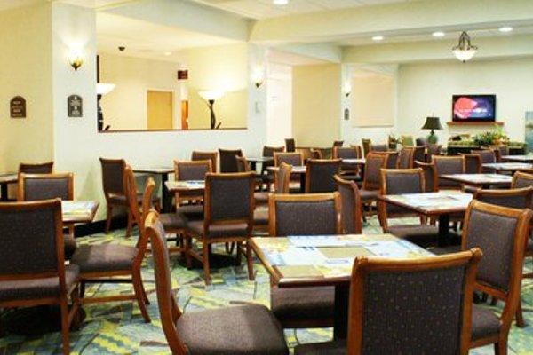 Holiday Inn Express & Suites Toluca Zona Aeropuerto - фото 9