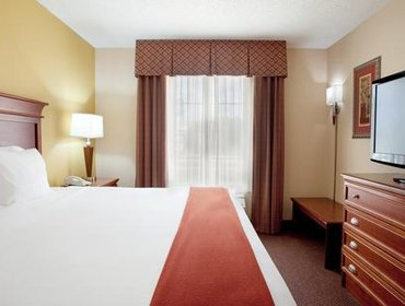 Апартаменты Holiday Inn Express Hotel & Suites Sulphur - Lake Charles