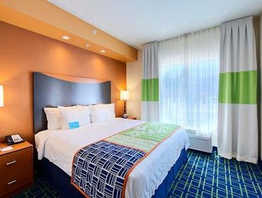 Апартаменты Fairfield Inn & Suites Twentynine Palms - Joshua Tree National Park