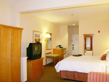 Апартаменты Hampton Inn & Suites Vacaville-Napa Valley