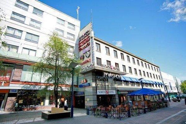 Hotel Verso - фото 22
