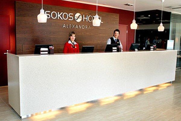 Original Sokos Hotel Alexandra Jyvaskyla - фото 17