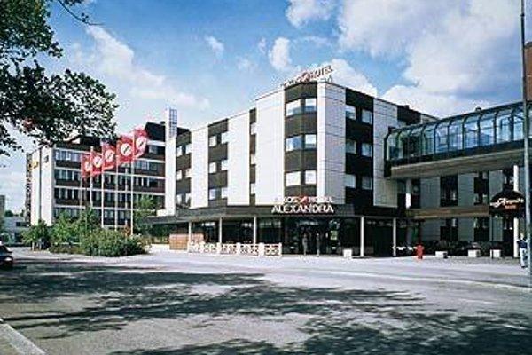 Original Sokos Hotel Alexandra Jyvaskyla - фото 22