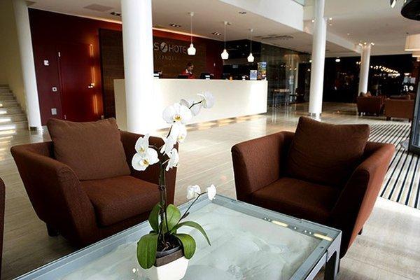 Original Sokos Hotel Alexandra Jyvaskyla - фото 8