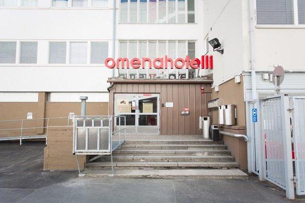 Omena Hotel Jyvaskyla - фото 19