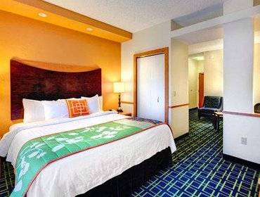 Апартаменты Fairfield Inn & Suites by Marriott Ocala