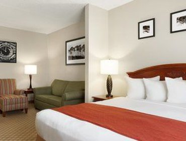 Апартаменты Country Inn & Suites Ocala