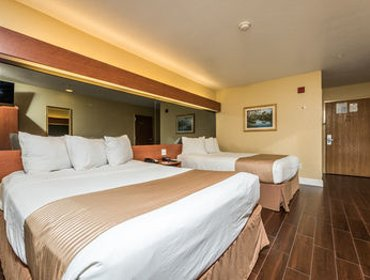 Апартаменты Microtel Inn & Suites by Wyndham Ocala