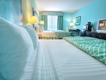 Апартаменты Holiday Inn Hotel & Suites Ocala Conference Center