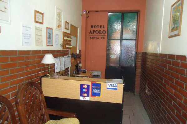 Hotel Apolo - фото 14