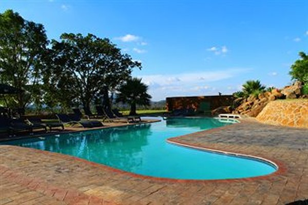 Game Haven Lodge - фото 21
