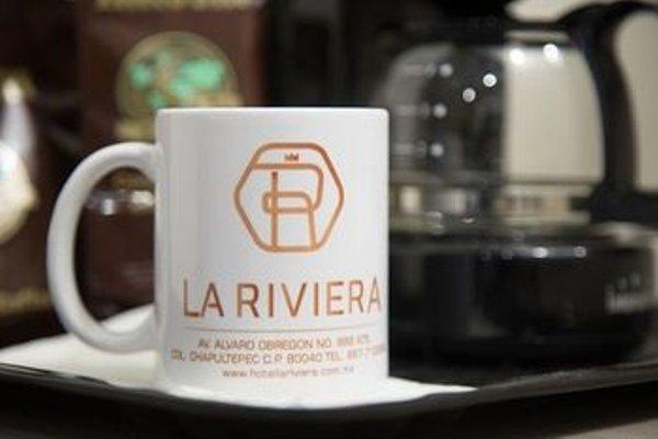 Hotel La Riviera - фото 13