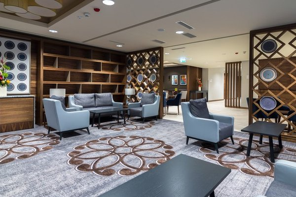 DoubleTree by Hilton Krakow Hotel & Convention Center - фото 10