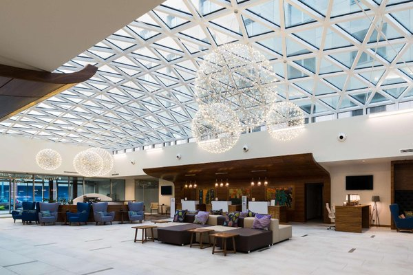 DoubleTree by Hilton Krakow Hotel & Convention Center - фото 13