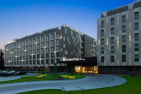 DoubleTree by Hilton Krakow Hotel & Convention Center - фото 23