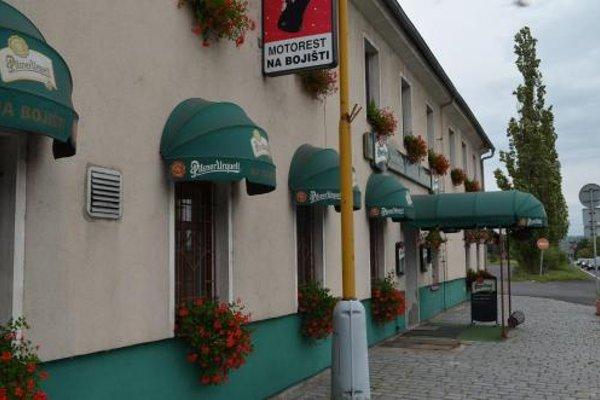 Motorest Penzion na Bojisti - 19