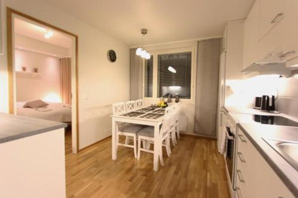 Rovaniemi Apartments - 14